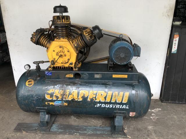 Compressor 7,5 hp 10 cv 40 pes