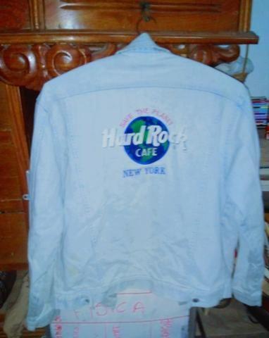 Jaqueta jeans Hard Rock. URGENTE - Foto 2