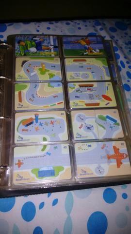 Coleção de cartões - Foto 6
