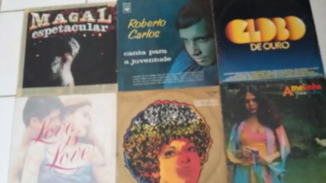 Discos de vinil, cd's, livros ( limpa de estoque/ 10,00 á unidade ) - Foto 4