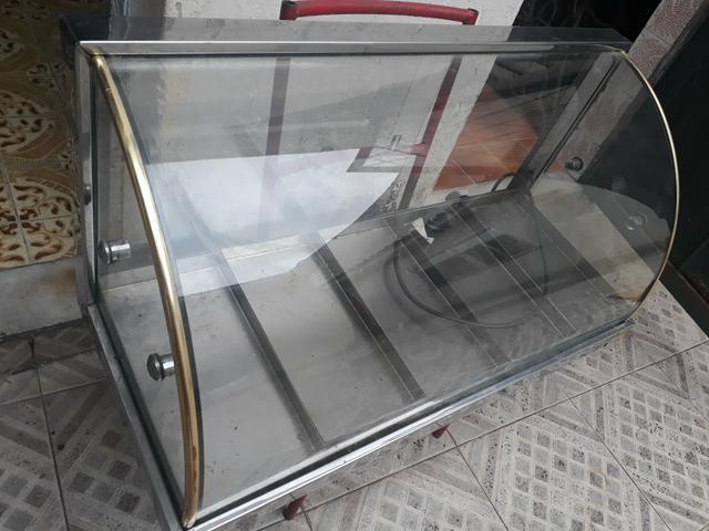 Estufa de Salgados (GRANDE) - Foto 2