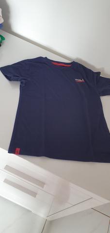 Camiseta Polo Ralph Lauren infantil 6 anos azul escuro