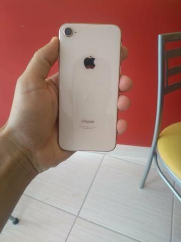 IPhone 8 , tenho máquina de cartão - Foto 4