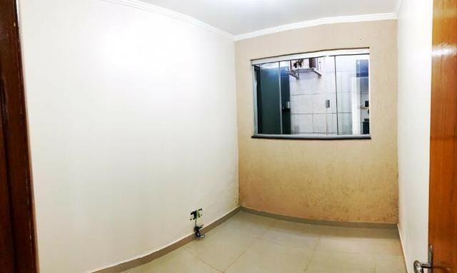 Excelente casa luxuosa na Qr 602 samambaia com localização privilegiada!!! - Foto 3