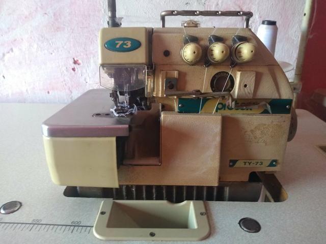 Máquina protex ty-73, aceito cartão de crédito, faço trocas em outros coisas - Foto 2