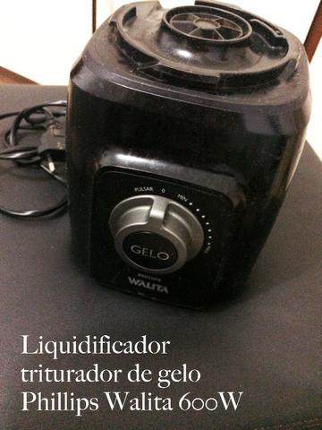 Liquidificador triturador de gelo Philips Walita 600W - Foto 3