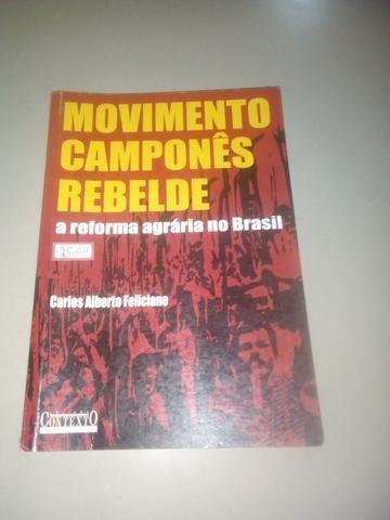 Livro-Movimento camponês rebeld