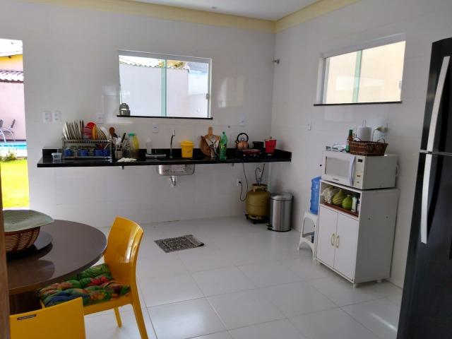 Casa Duplex nova 5/4, varandas, piscina, churrasqueira. Barra do Jacuípe. Oportunidade - Foto 9