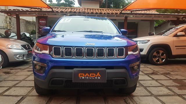 Jeep Compass Diesel R$109.999