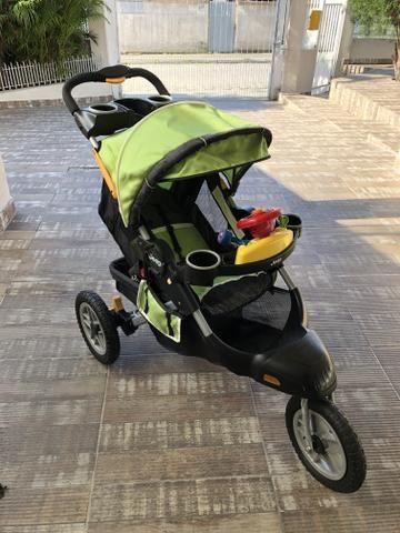 Carrinho bebê Jeep Liberty