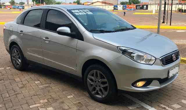 Fiat Grand siena essence 1.6 Flex todo revisado! - Foto 2