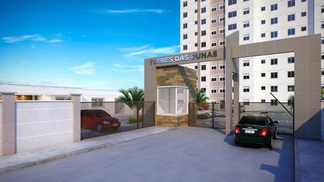 AP1566 Apto com 2 dormitórios à venda, 50 m² por R$ 188.900 - Lagoa Seca - Foto 3