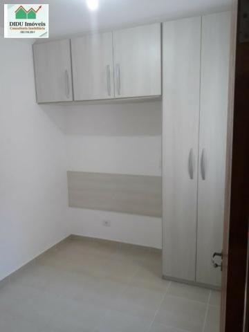 Apartamento à venda com 2 dormitórios em Parque das nações, Santo andré cod:010222AP - Foto 11