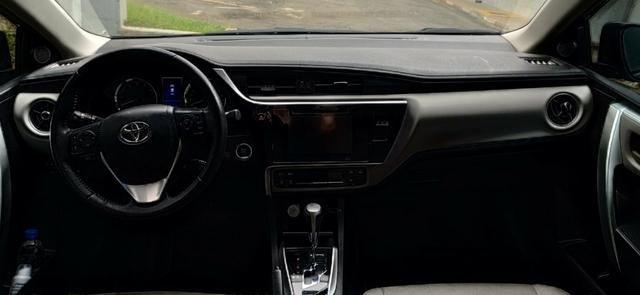 Corolla XEI20 flex 2.0 2017/2018
