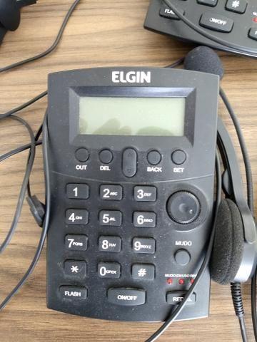 Headsets Intelbras e elgin
