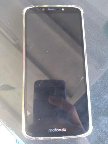Vendo Motorola Moto G6 plus
