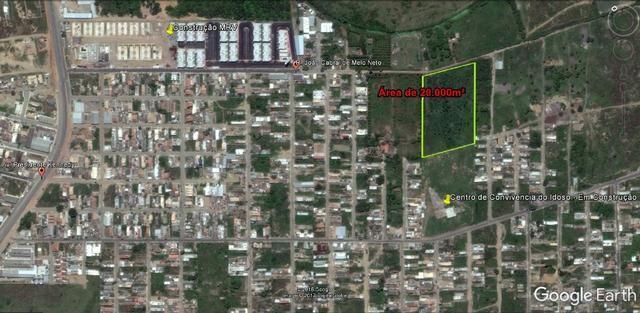 Área de 20.168,75 m² em área nobre de Campos dos Goytacazes-RJ - Foto 5