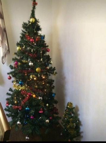 Arvore de natal Mancini 2,10 mtrs 565 pontas - Foto 3