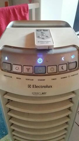 Climatizador electrolux clean air