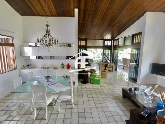 Casa construída em 2 lotes no condomínio Jardim do Horto - Área de lazer completa - Foto 10