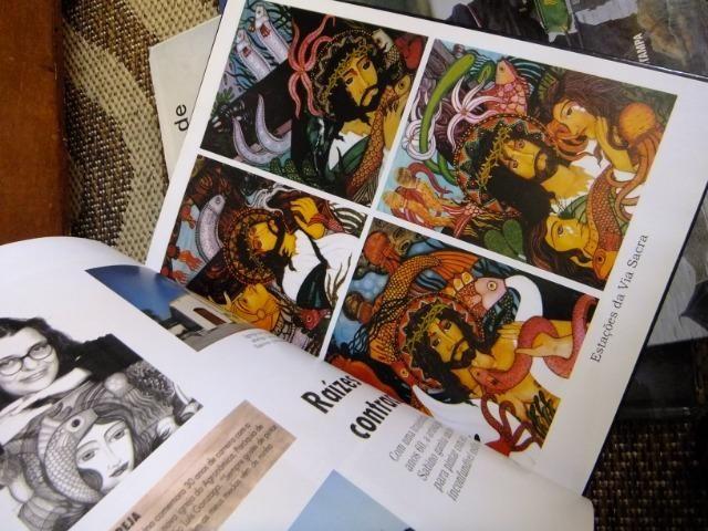Livros decorativos para mesa de centro - Preços variados - Foto 6