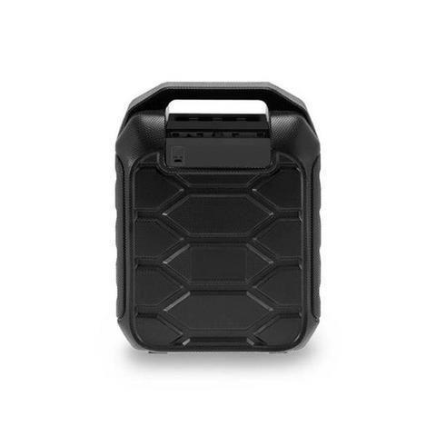 Caixa de Som Bluetooth Sp313 Multilaser 30W Com Efeitos Led Usb Rádio Fm Aux Micro SD - Foto 5