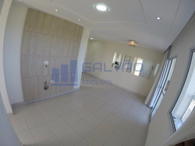 MR- Lindo apartamento 2Q com suíte no Praças Reservas na Praia da Baleia - Foto 4