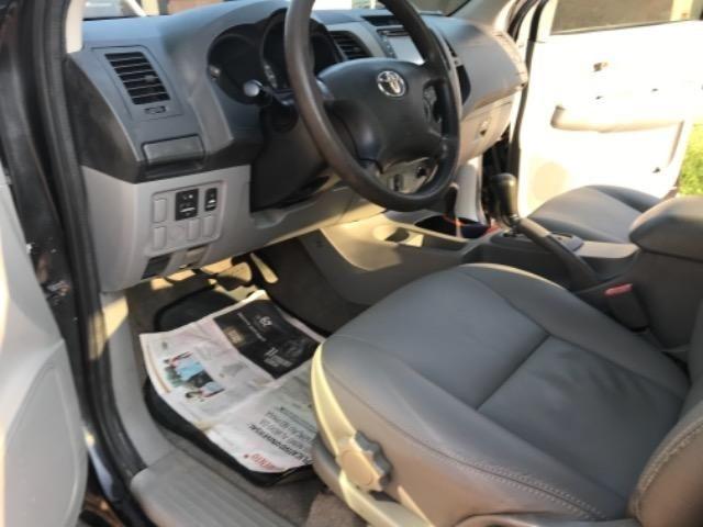 Hilux SRV 3.0 4x4 aut 2008 - Foto 7