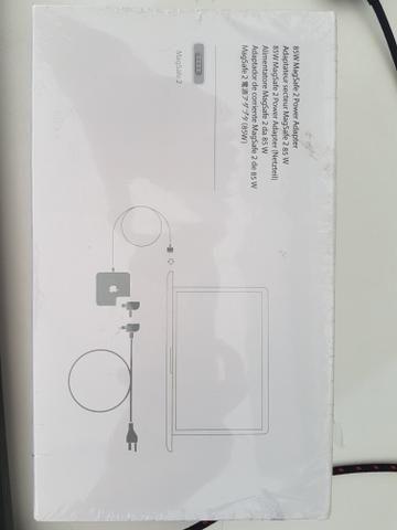 Apple 85w magsafe2 original, novo e lacrado - Foto 2