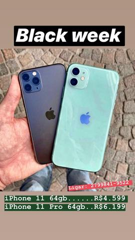 IPhone 11 Pro 64gb LACRADO