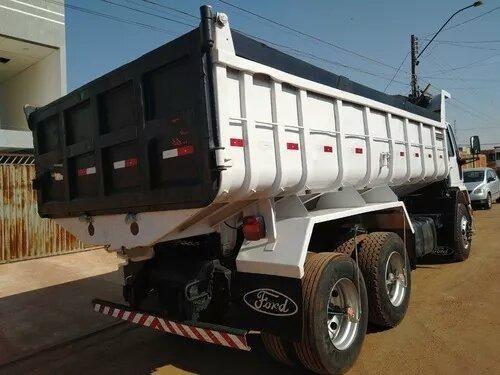 Ford cargo 2422 caçamba - Foto 2