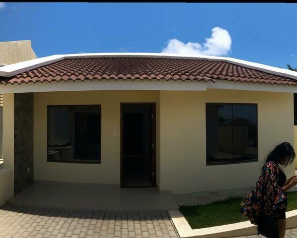 Casa em condomínio fechado em Carapibus-PB