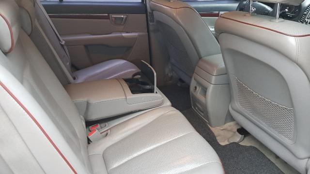 HYUNDAI SANTA FÉ 2008/2009 2.7 MPFI GLS 7 LUGARES V6 24V GASOLINA 4P AUTOMÁTICO - Foto 10