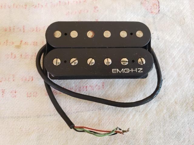 Captador Emg Hz