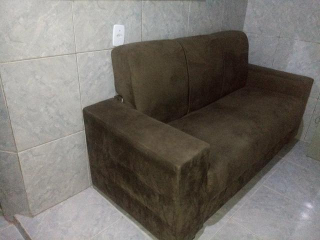 Sofa 3 lugares novo - Foto 2