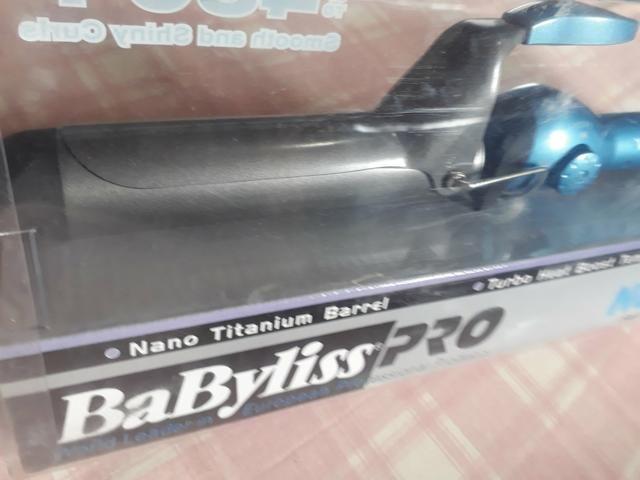 Babyliss nano titaniun profissional - Foto 6