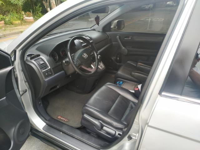 Honda Crv EXL Prata zerada - Foto 8