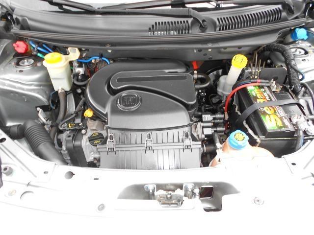 Fiat palio attractive 1.0 flex 2014/2015 completo unico dono revisado lacrado - Foto 9