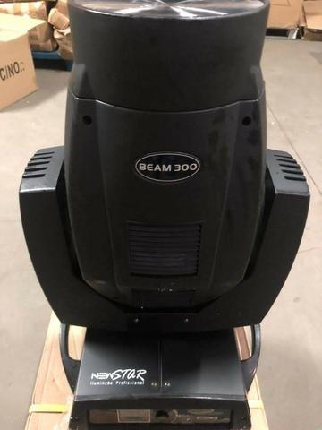 8 Moving Head Beam 300 Ótimo Preço Por R$6.300,00 - Foto 2