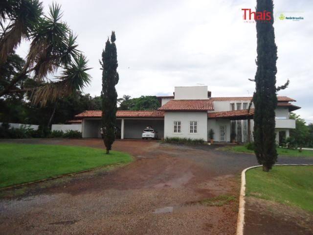 Escritório para alugar em Park way, Brasília cod:CA2218