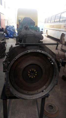 Motor MB O400 449 5 cilindros - Foto 2