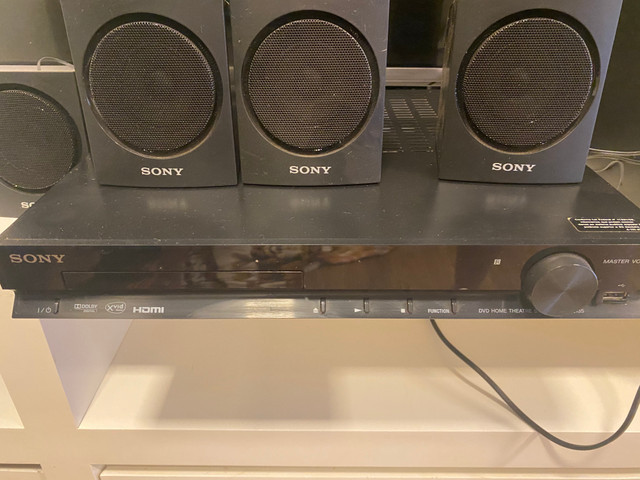 Home theater Sony 5.1 surround - Foto 3