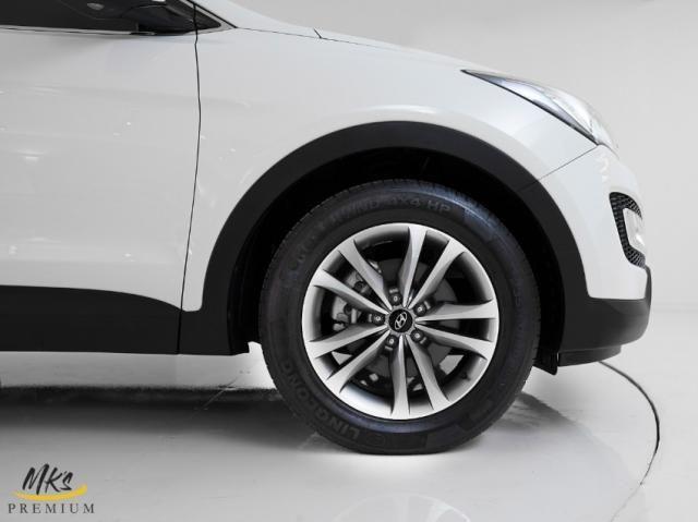 Hyundai Santa Fe GLS 3.3 V6 Gasolina 4X4 Automático - Foto 12