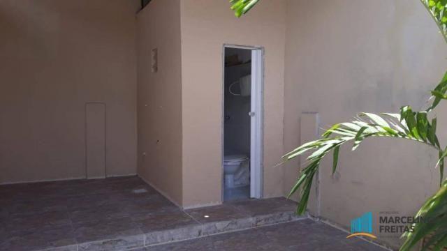 Casa com 3 dormitórios à venda, 196 m² por R$ 350.000,00 - Jacarecanga - Fortaleza/CE - Foto 4