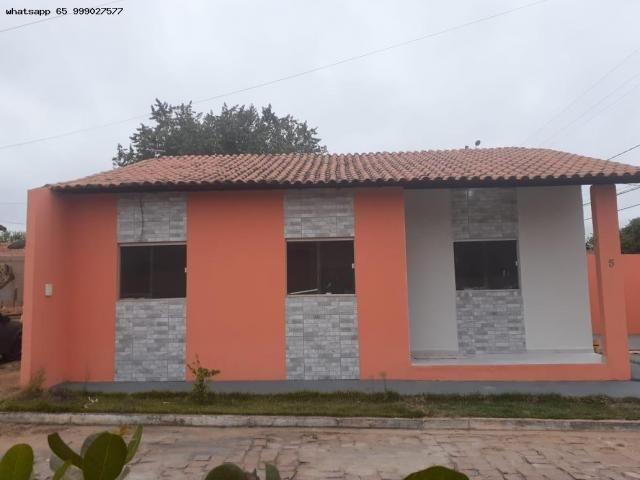 Casa em Condomínio para Venda em Várzea Grande, Santa Maria, 2 dormitórios, 1 banheiro, 1  - Foto 8