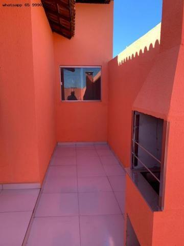 Casa em Condomínio para Venda em Várzea Grande, Santa Maria, 2 dormitórios, 1 banheiro, 1  - Foto 18
