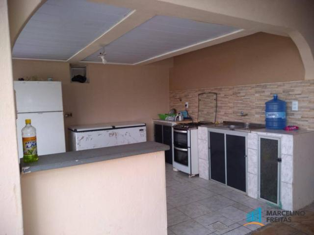 Apartamento com 3 dormitórios para alugar, 80 m² por R$ 859,00/mês - Icaraí - Caucaia/CE - Foto 6