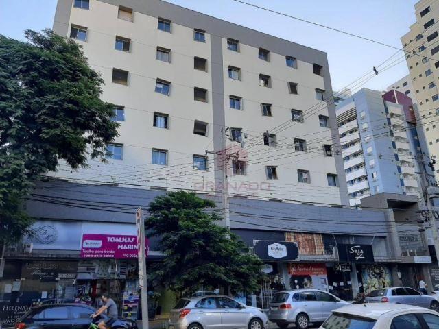 8043 | Apartamento para alugar com 1 quartos em Zona 01, Maringá