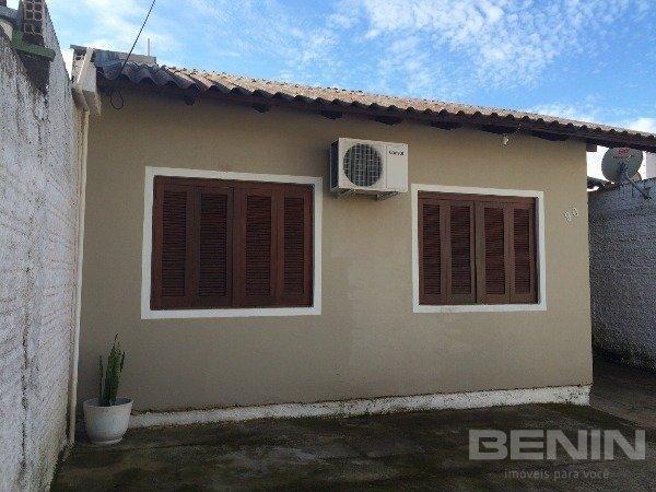 Casa à venda com 2 dormitórios em São josé, Canoas cod:10135