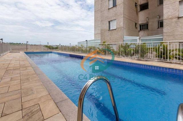 Apartamento com 3 dormitórios à venda, 63 m² por R$ 335.000,00 - Vila Miriam - Guarulhos/S - Foto 2
